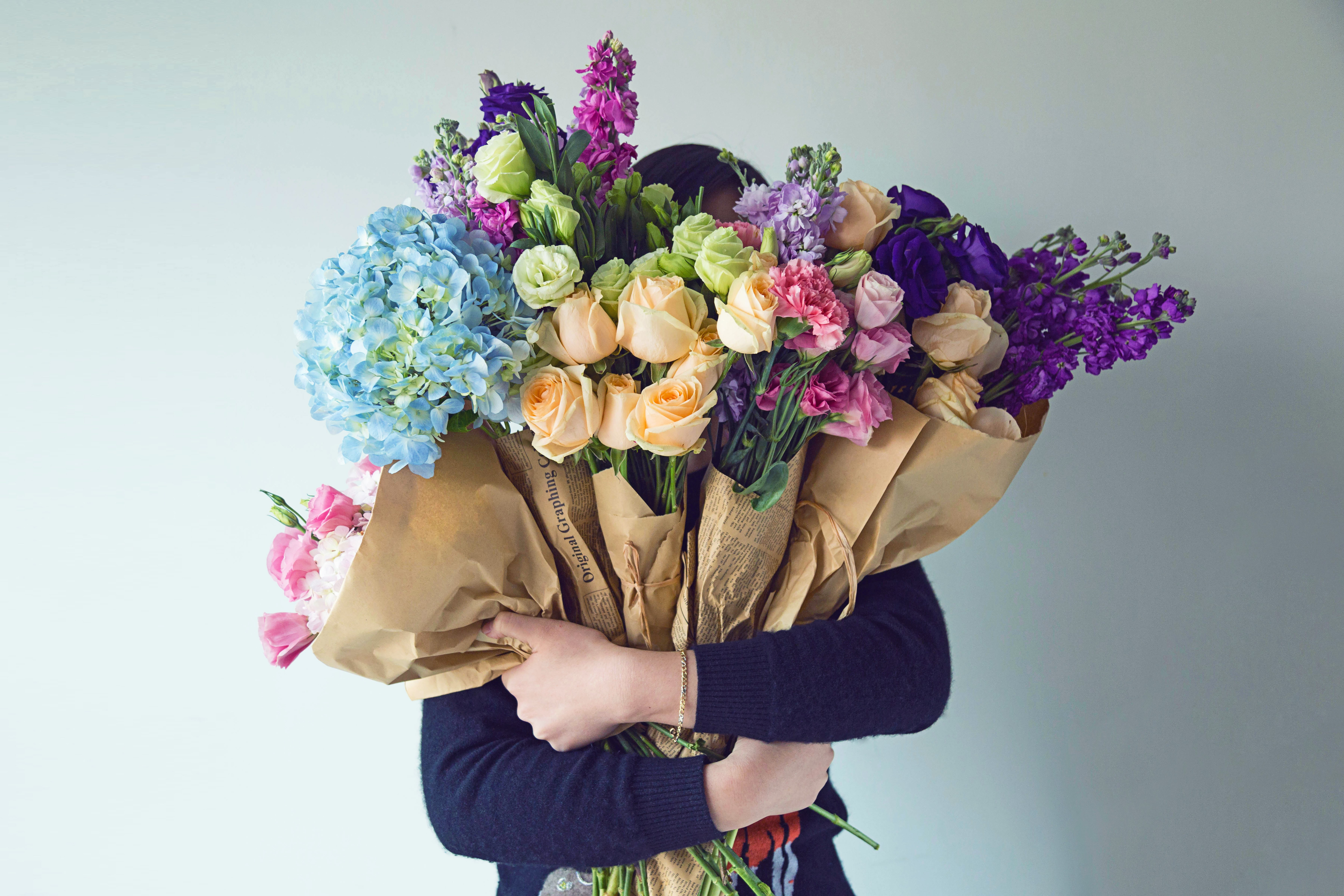 HOW PEOPLE FEEL ABOUT FLORISTS/FLOWERS SURVEY!