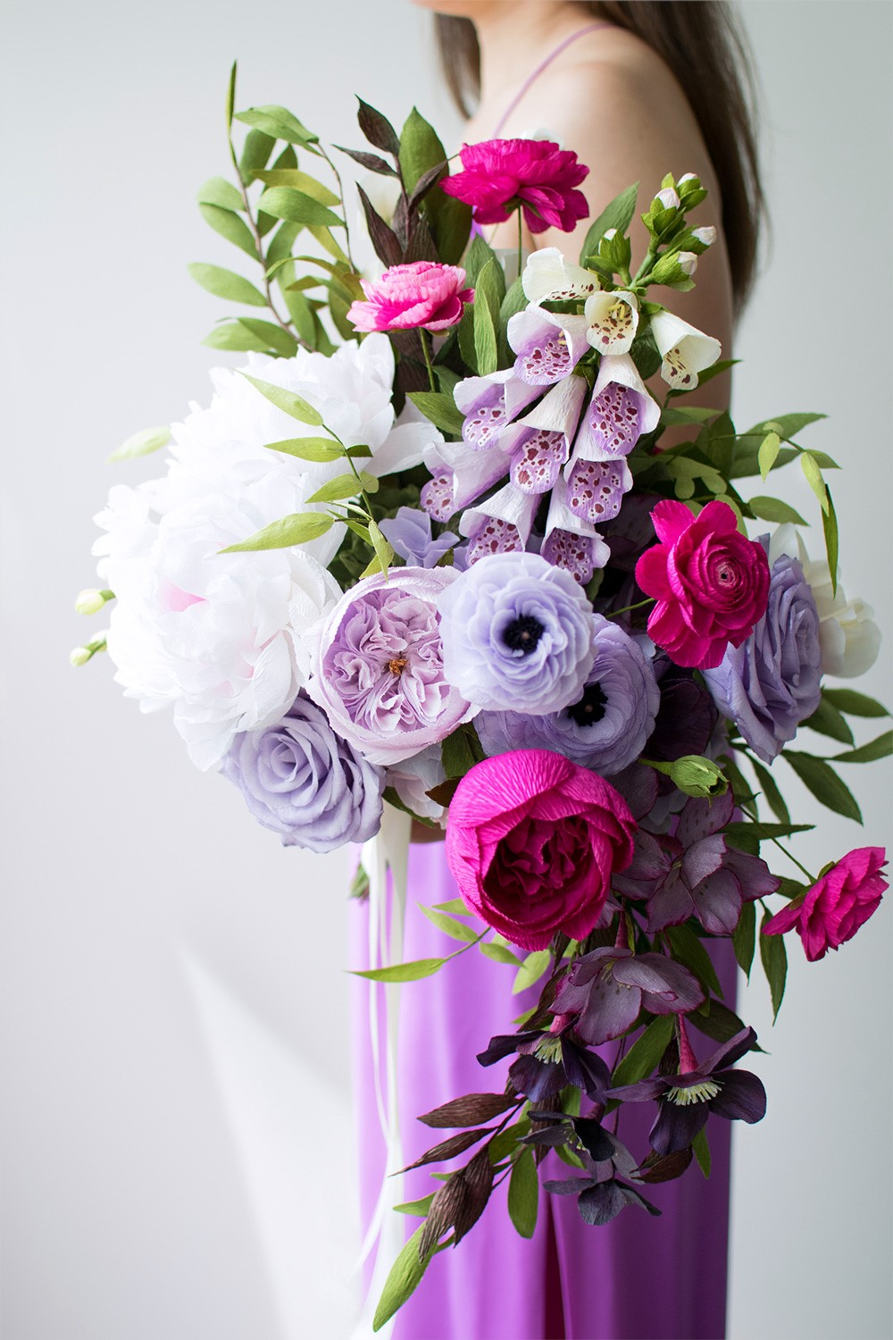 Paper Flowers In The Bloom Spotlight We Love Florists