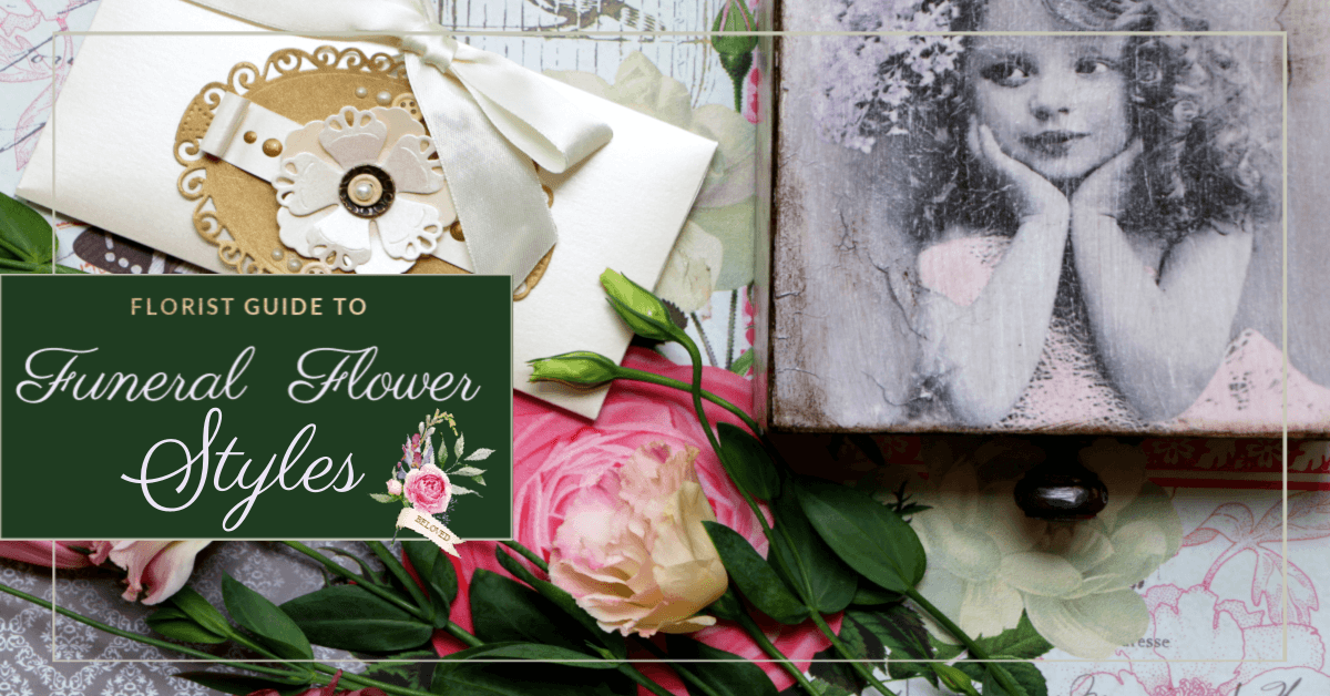 Florist Funeral Flower Styles