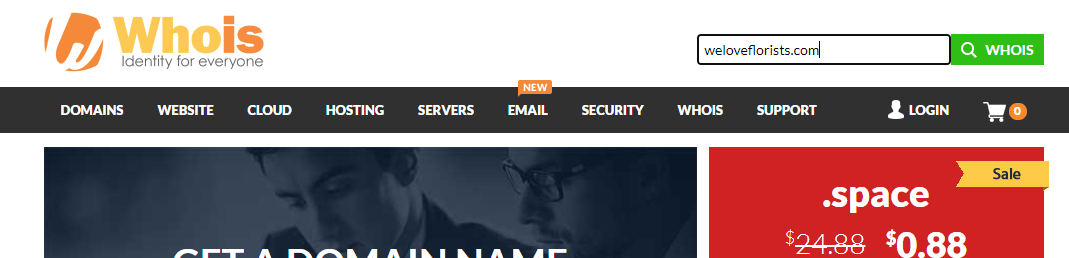 Do you own your own domain name