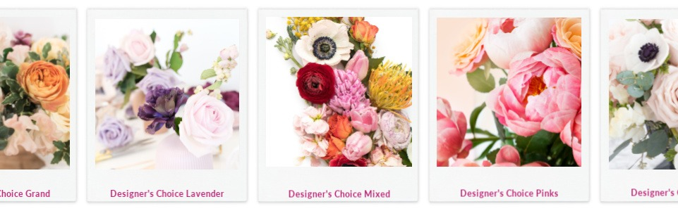 WEDDING FLORAL DESIGNERS OFFERING FLORAL DELIVERY SERVICE DURING COVID-19